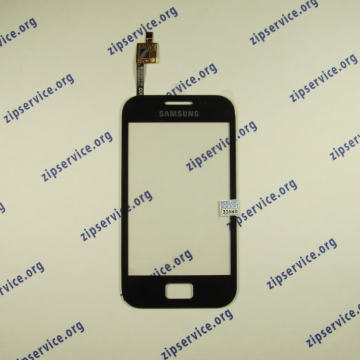 Тачскрин Samsung GT-S7500 Galaxy Ace Plus (черный)